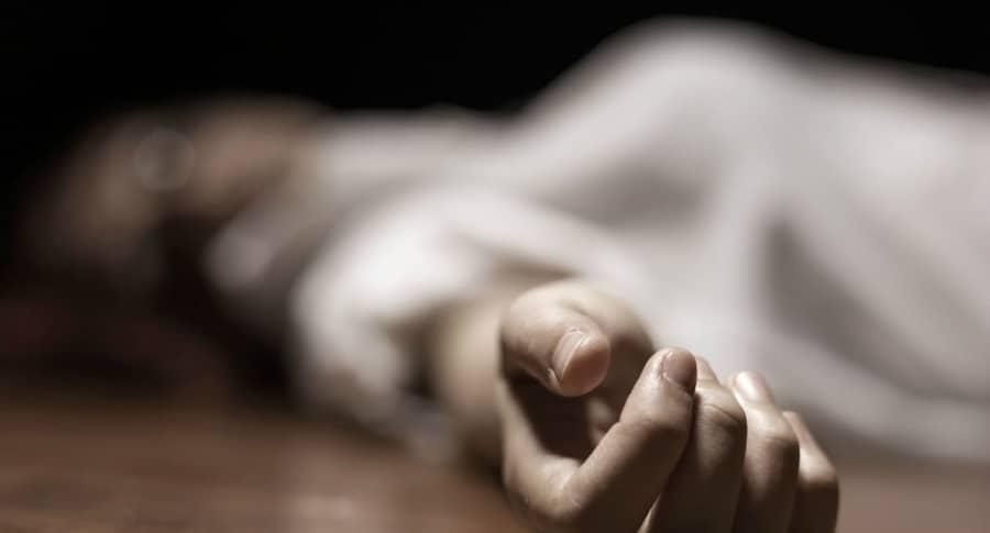 Mujer muerta. Pulzo.com
