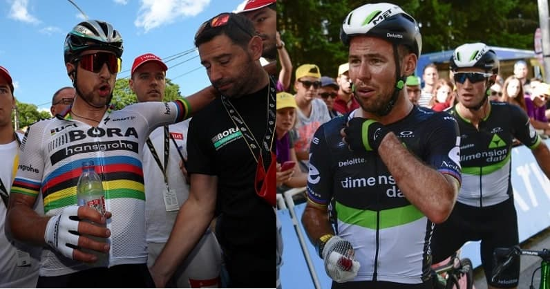 Sagan y Cavendish