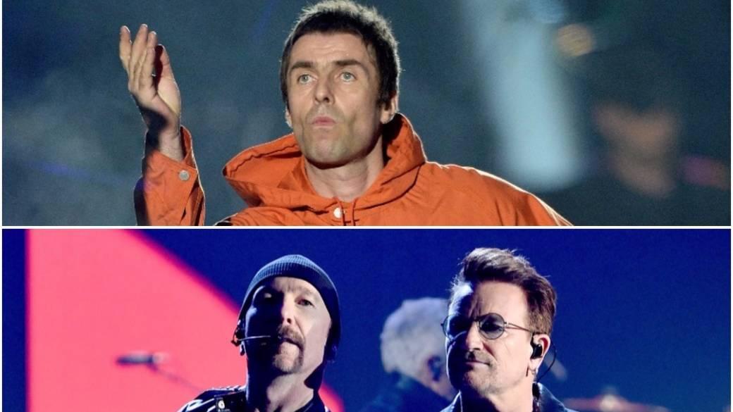 Liam Gallagher / U2