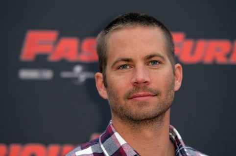 Paul Walker, actor.