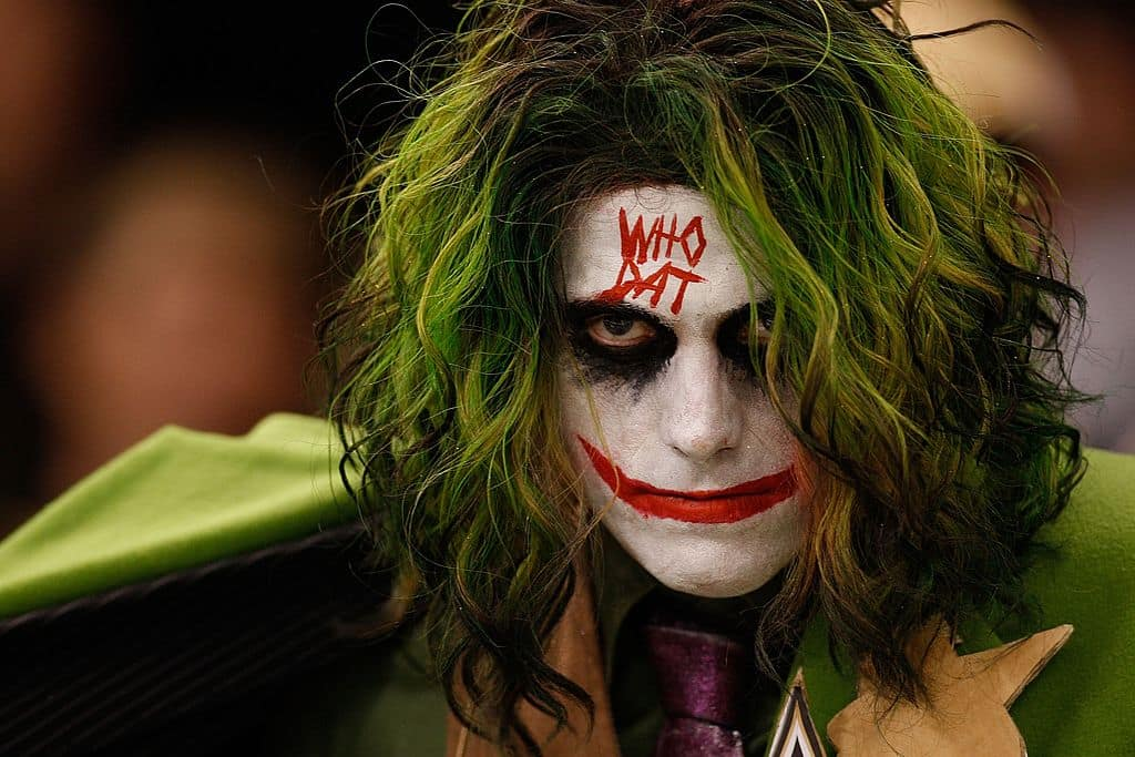Fan del Joker. Pulzo.com
