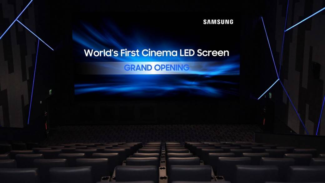 Samsung cinema