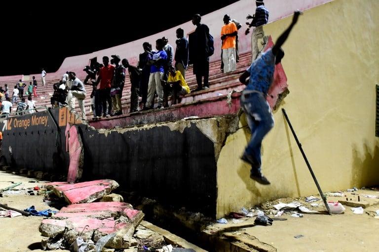 Tragedia en fútbol de Senegal
