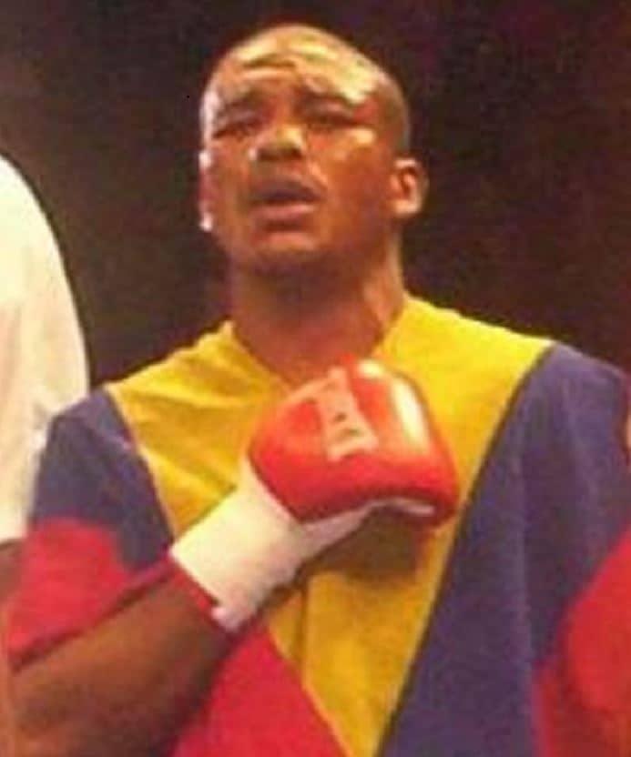 Jorge Luis Noriega Medrano, boxeador