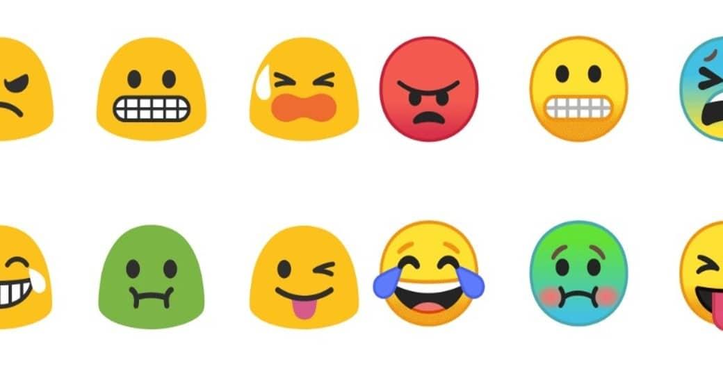 Nuevos emojis Google