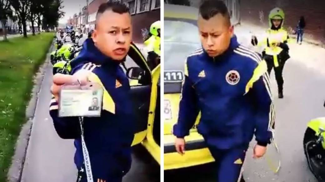 Policía de civil