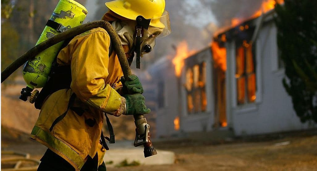 Incendio en bar en Cauca