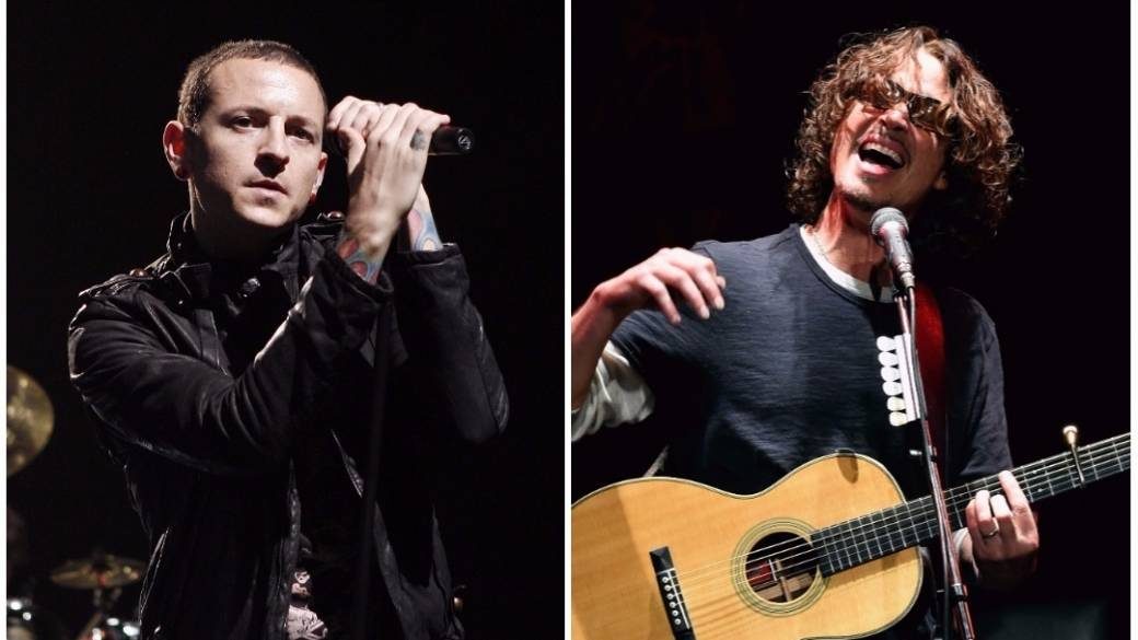 Chester Bennington / Chris Cornell