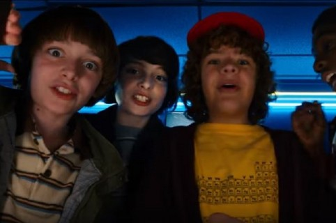 Tráiler de 'Stranger Things 2'