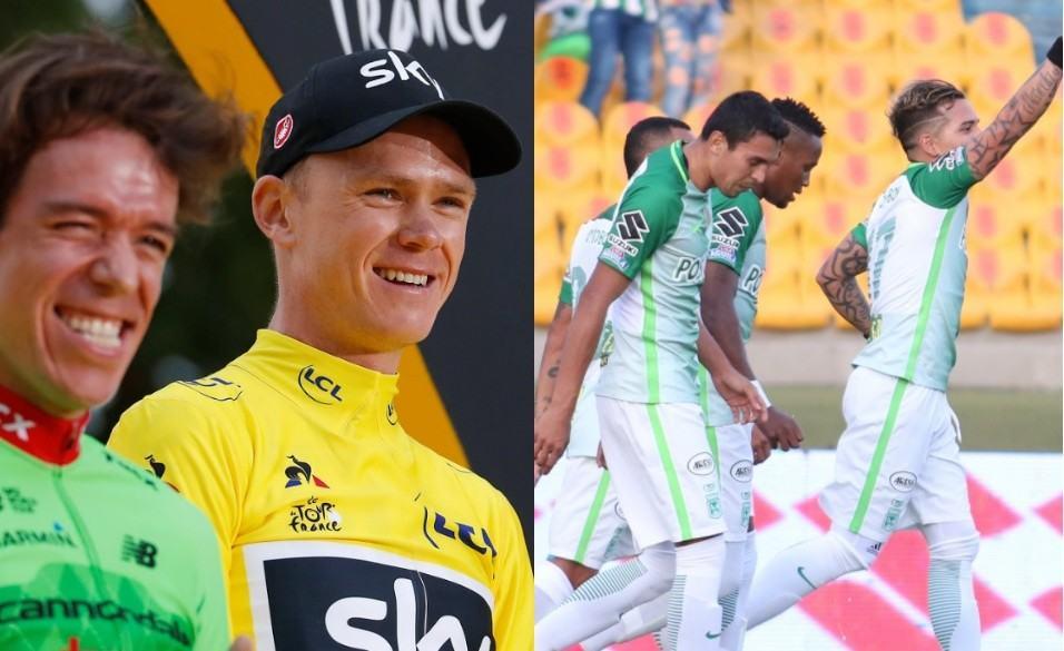 Tour de Francia / Liga Águila