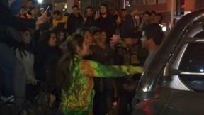 Mujer dispute con su esposo infiel. Pulzo.com