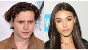Brooklyn Beckham y Madison Beer