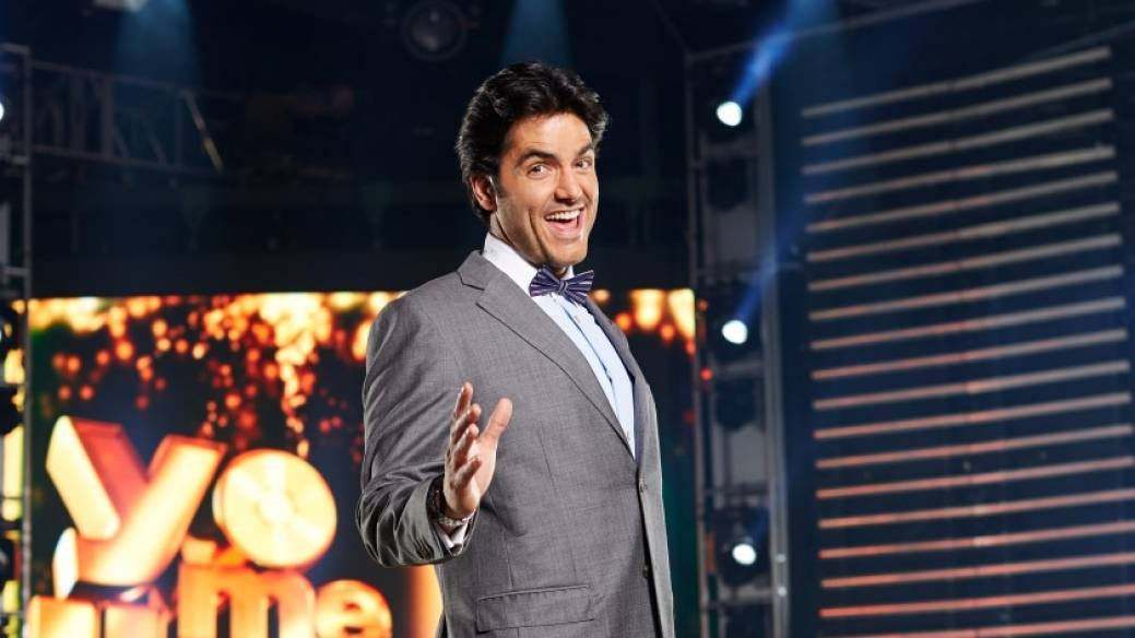 Ernesto Calzadilla, actor y presentador.