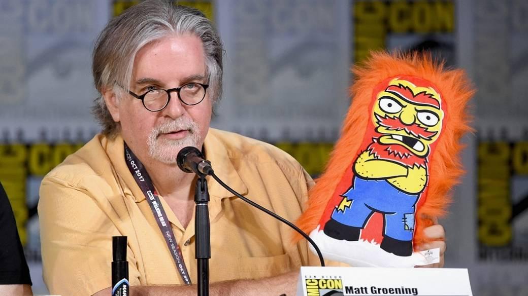 Comic-Con International 2017 - Panel de Los Simpson