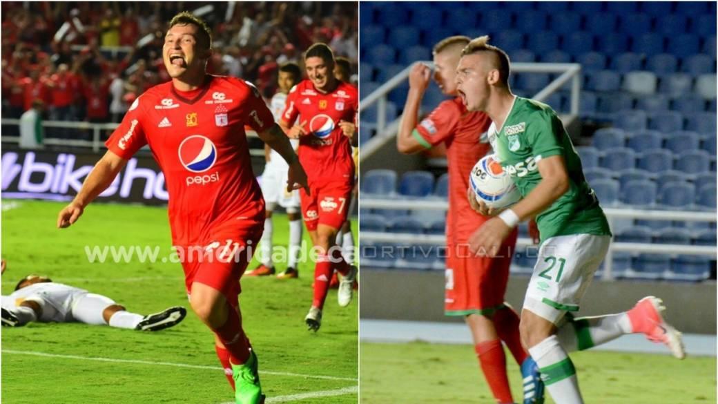 'Queso' Fernández y Nicolás Benedetti
