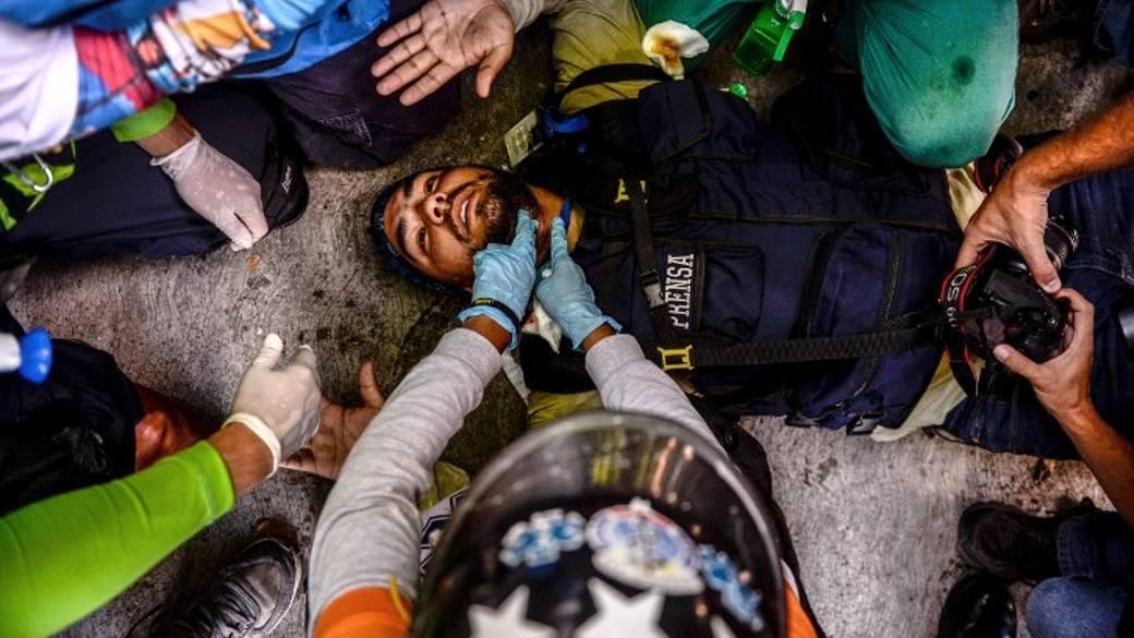 Muerto en Venezuela