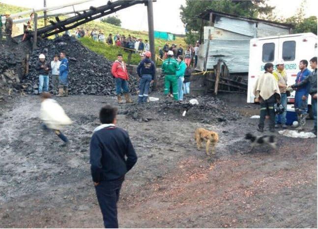 Explosión de mina en Buriticá, Antioquia
