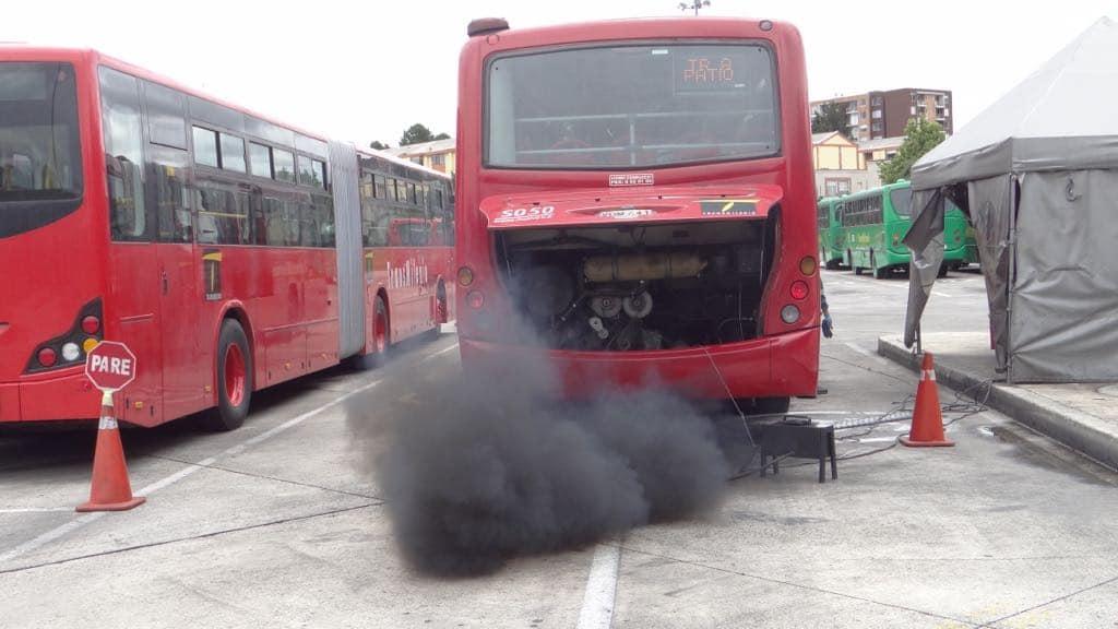 'Buses chimeneas'
