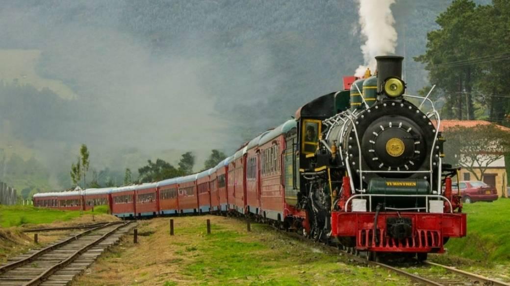 Accidente tren de la Sabana