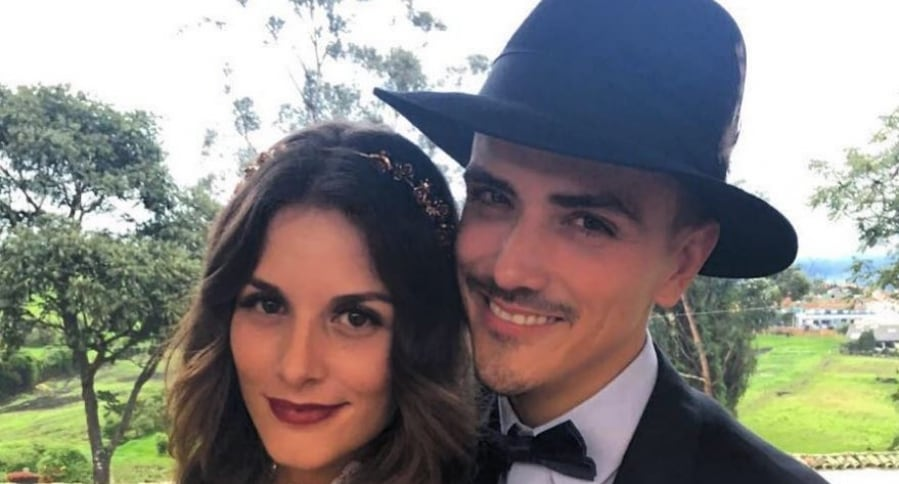 Natalia Jerez y Juan Fernando Sánchez
