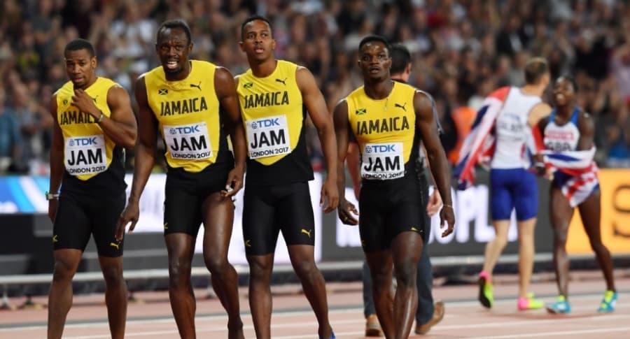 Relevo Jamaica 4x100