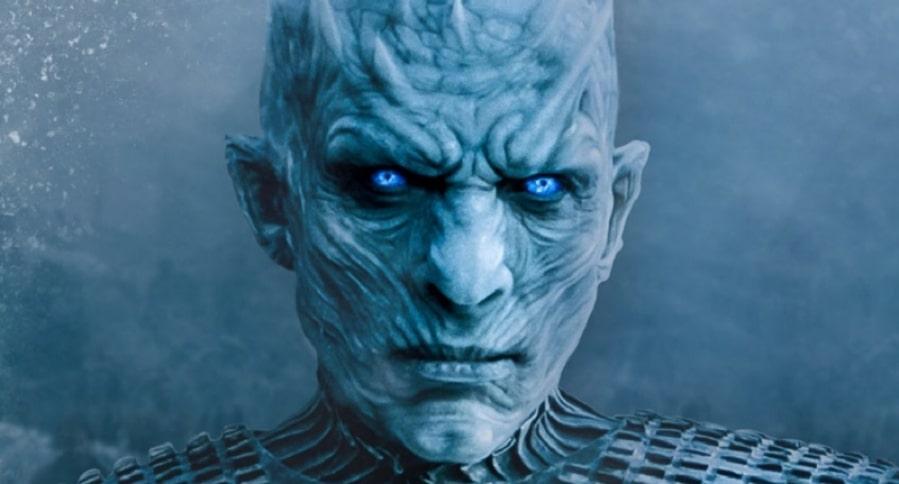 Caminante blanco Game of Thrones