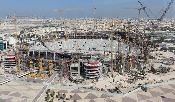 Khalifa International Stadium, Doha, Qatar