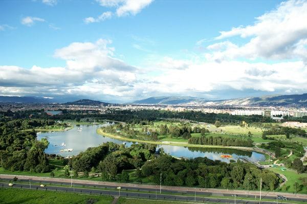 Parque Metropolitano Simón Bolivar de Bogotá