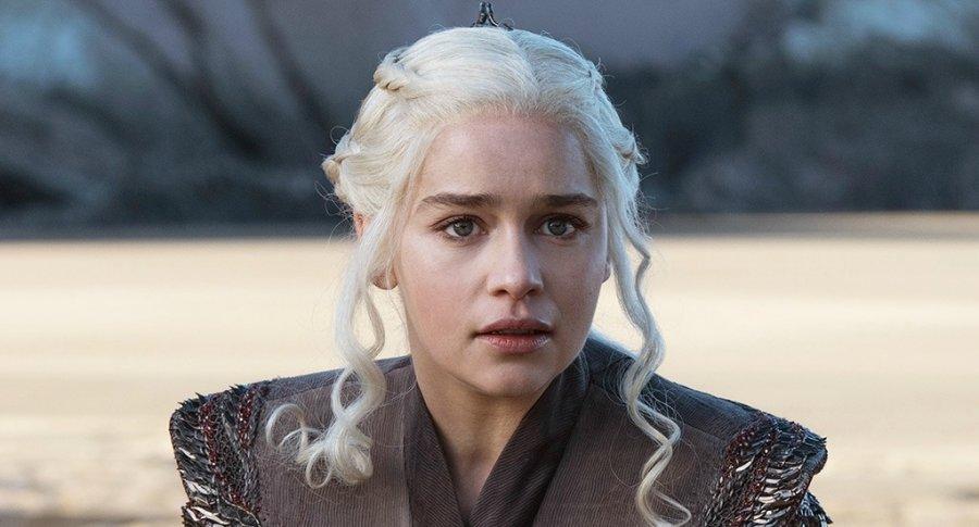 Daenerys Targaryen. Pulzo.