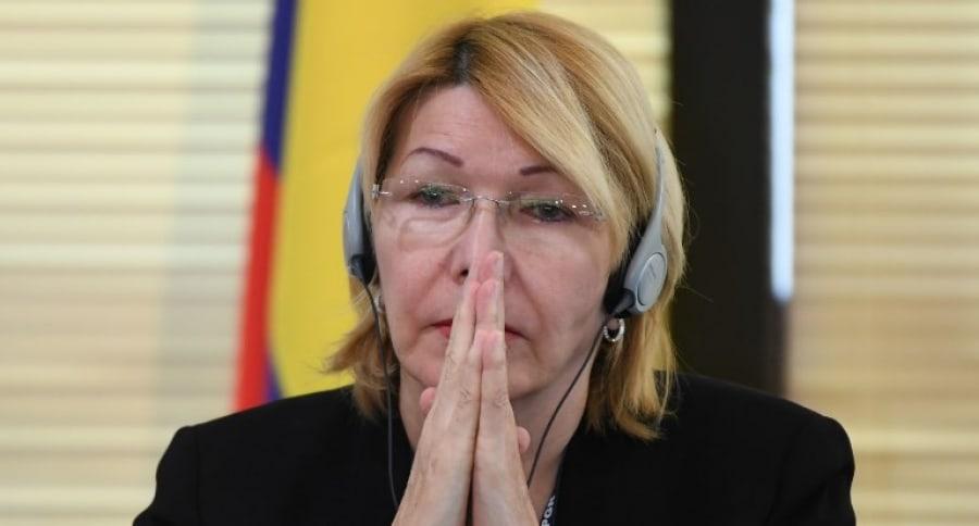 Fiscal de Venezuela, Luisa Ortega Díaz