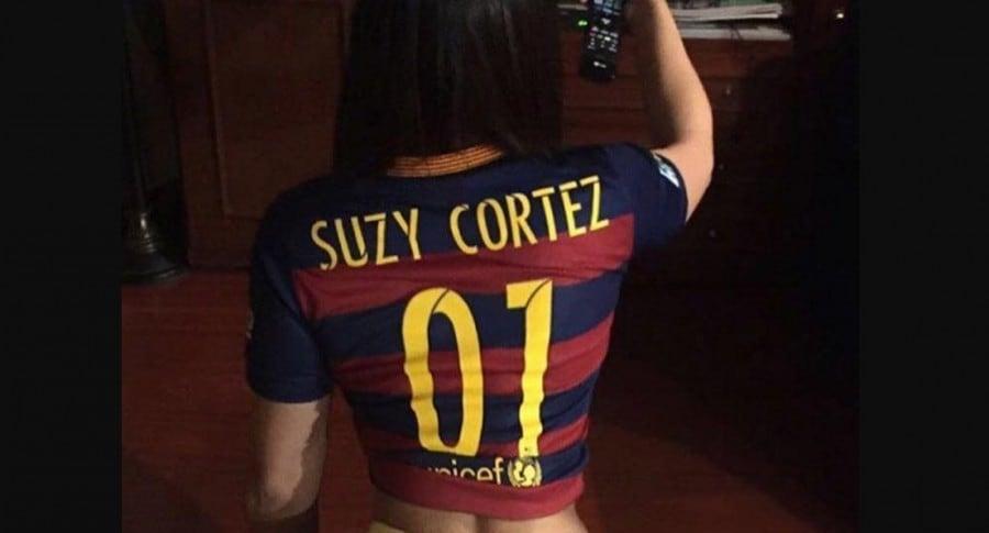 Suzy Cortez