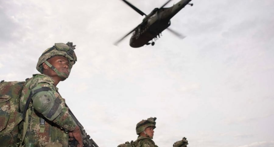 Operativo militar en Cúcuta
