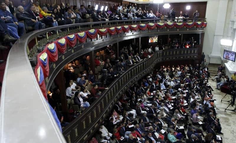 Asamblea constituyente de Venezuela