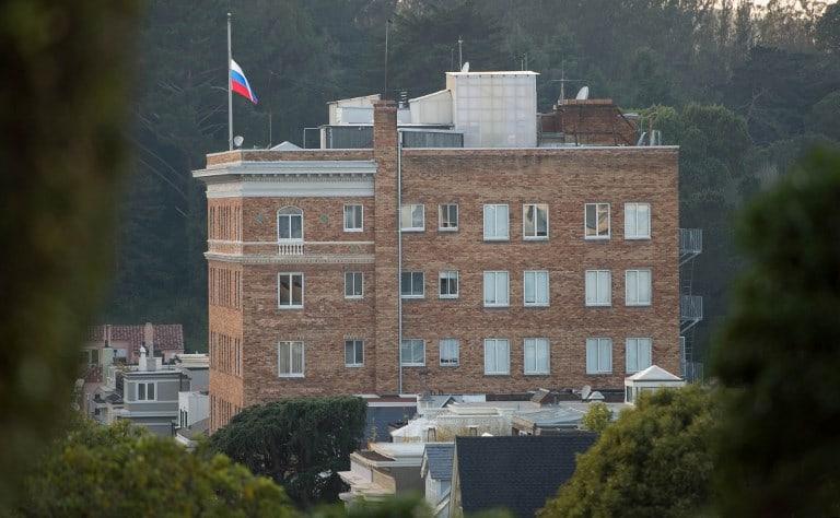 Consulado de Rusia en San Francisco
