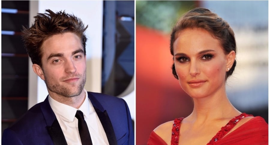 Robert Pattinson / Natalie Portman