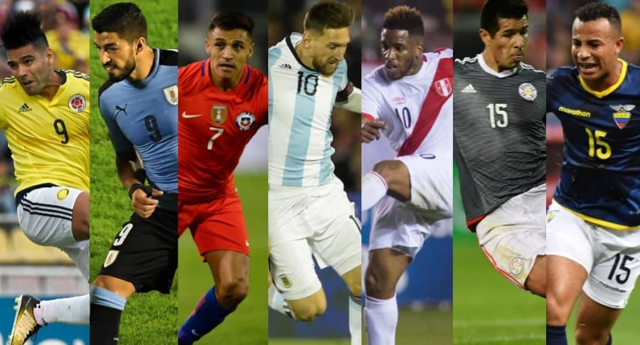Eliminatorias suramericanas