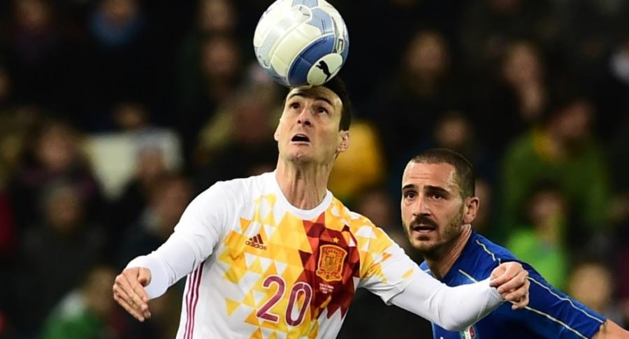 España vs. Italia