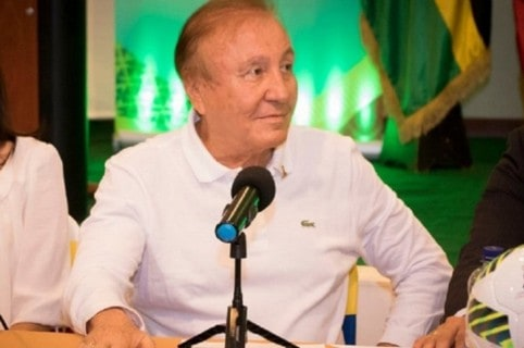Arresto alcalde de Bucaramanga
