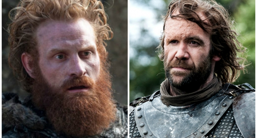 Tormund y The Hound. Pulzo.