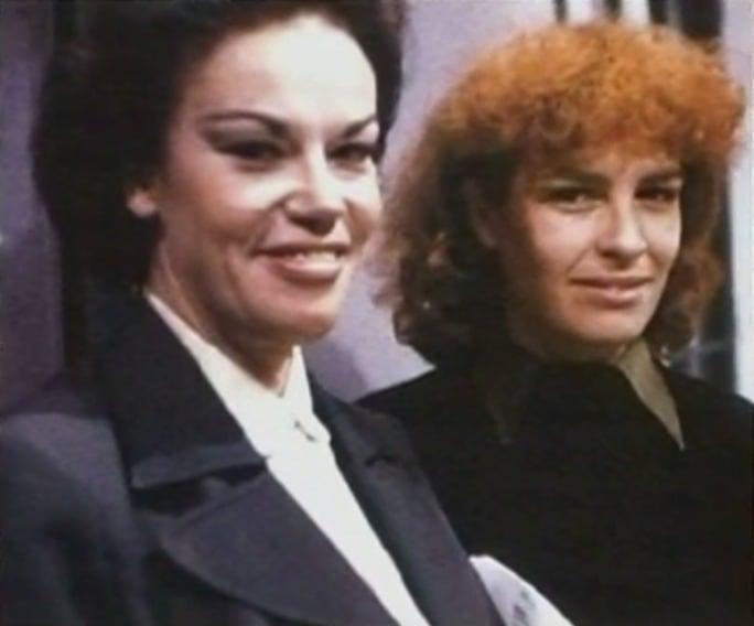 Teresa Gutiérrez y María Margarita Giraldo. Pulzo.