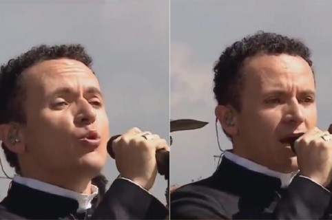 Fonseca, cantante.