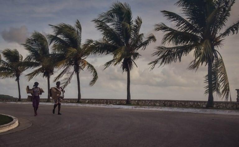 Evacuación de cubanos