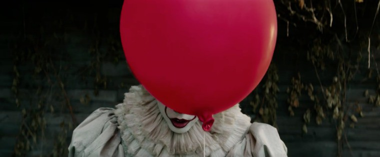 Pennywise, payaso de 'It'. Pulzo.
