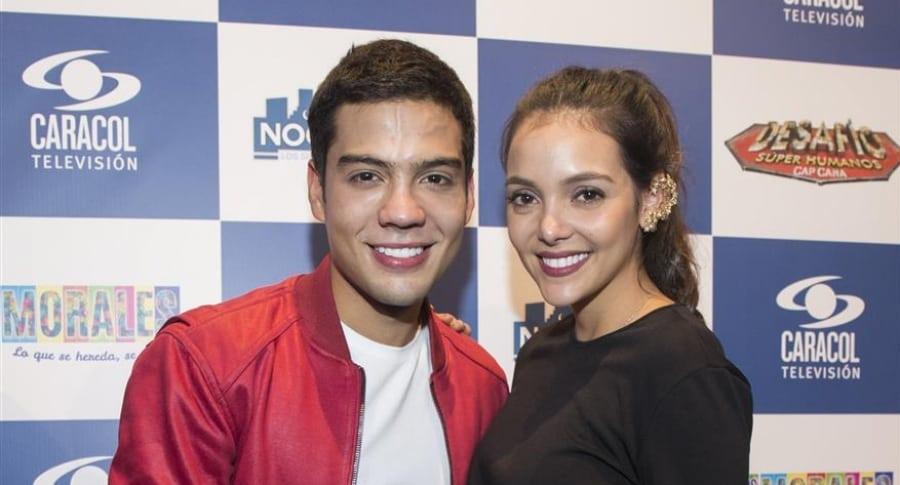 Jerónimo Cantillo y María Laura Quintero