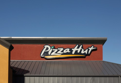 Local de Pizza Hut