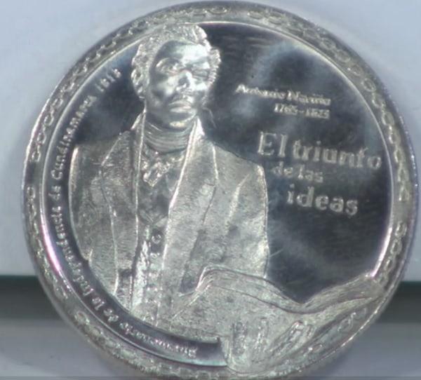 Moneda de 5000