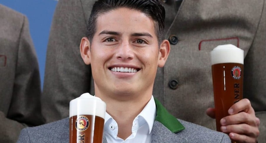 James Ridríguez