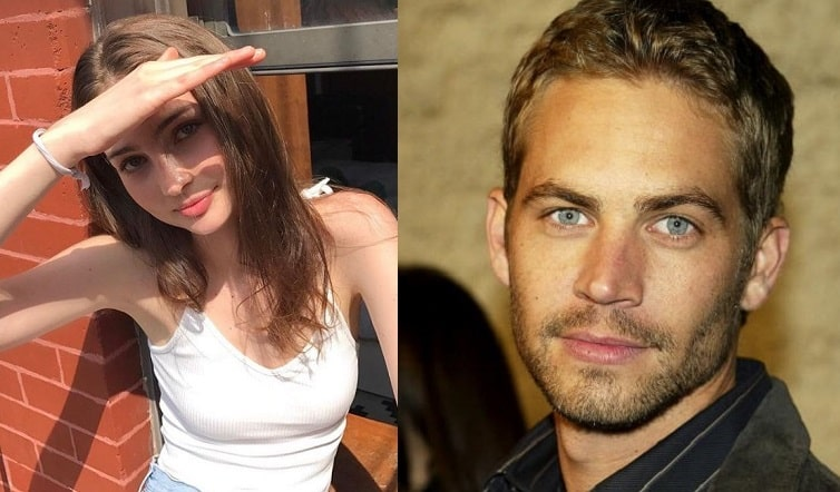 Meadow Walker y Paul Walker