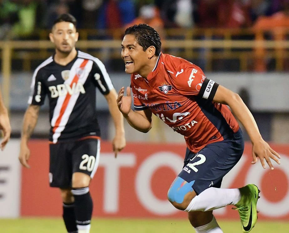 WILSTERMANN VS RIVER PLATE