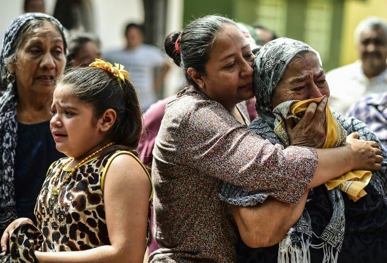 Terremoto en México. Pulzo.